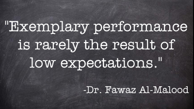 Setting The Bar: How High Should Your Student Expectations Be?